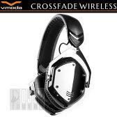 V-MODA Crossfade Wireless 【Phantom Chrome】 【国内正規品1年保証】【プライスダウン】