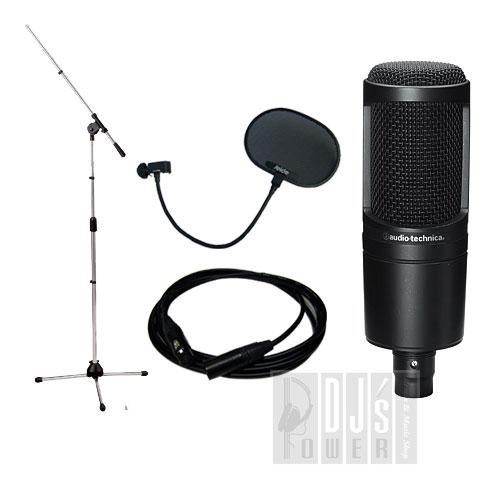 audio-technica AT2020 ビギナーズ・レコーディング・マイクセット