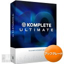 【クーポン利用で5%オフ】Native Instruments KOMPLETE 10 ULTIMATE UPG for K2-9 【Summer of Soundキャンペーン対象】
