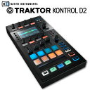 Native Instruments TRAKTOR KONTROL D2 【期間限定タイムセール特価】