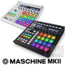 Native Instruments MASCHINE MK2 【KOMPLETE SELECT無償ダウンロード可能】 【期間限定タイムセール特価】