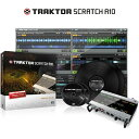 Native Instruments TRAKTOR SCRATCH A10 【代引き手数料/送料無料】 【セール特価】