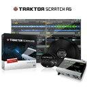 Native Instruments TRAKTOR SCRATCH A6 【代引き手数料/送料無料】 【選べる特典プレゼント!】【セール特価!】