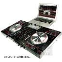 Serato ITCH専用DJコントローラー【ヘッドホン&LAPTOP STAND 2大特典付き!】 Numark(ヌマー...