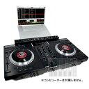 プロフェッショナル仕様のDJコントローラ&オーディオ・インターフェイス【Numark PHX USBヘッ...