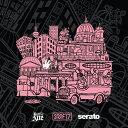 Limited Edition Performance Vinyl Battle Ave-SMF-Serato Collaboration (12