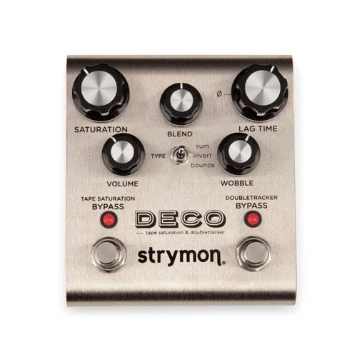 ピアノ・キーボード, キーボード・シンセサイザー strymon DECO