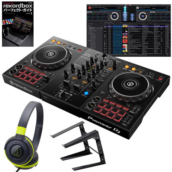 DJ機器, セット Pioneer DJ DDJ-400 ATH-S100BGR PC rekordbox DJ ikbp1