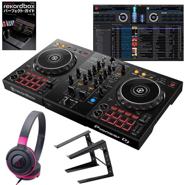 DJ機器, セット Pioneer DJ DDJ-400 ATH-S100BPK PC rekordbox DJ ikbp1