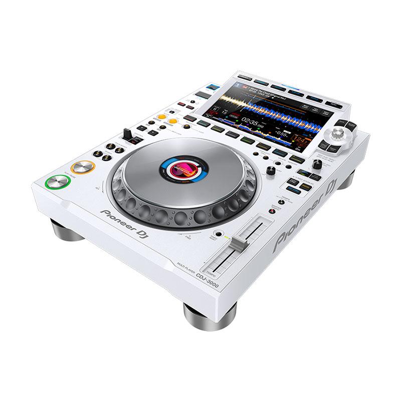 DJ機器, CDJプレーヤー Pioneer DJ CDJ-3000-W()