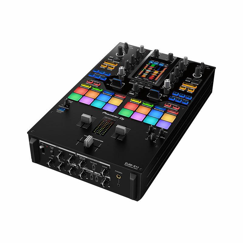 DJ機器, DJミキサー Pioneer DJ DJM-S11