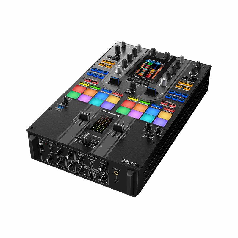 DJ機器, DJミキサー Pioneer DJ DJM-S11-SE