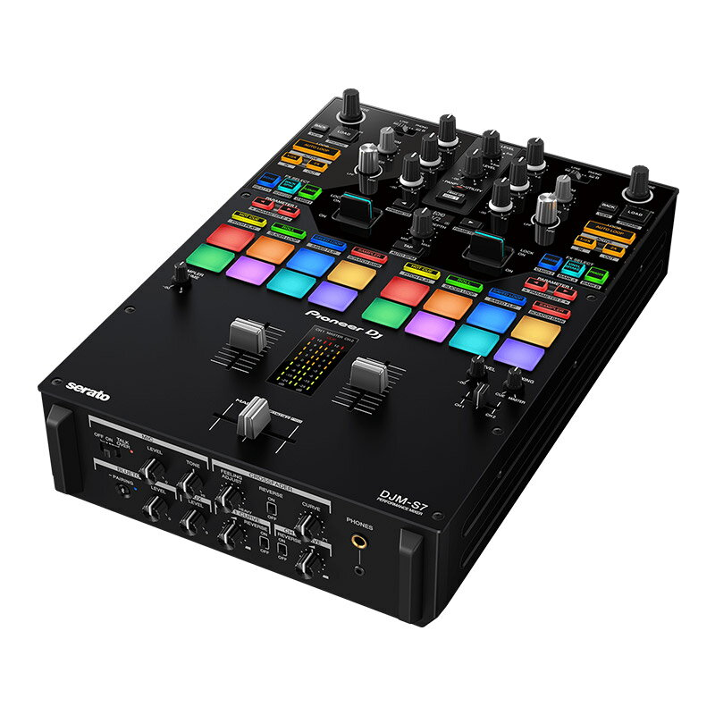 DJ機器, DJミキサー Pioneer DJ DJM-S7