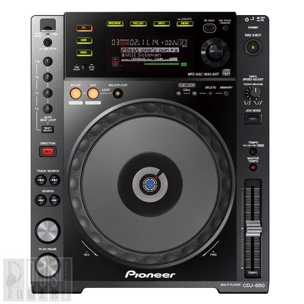 DJ機器, CDJプレイヤー 8GB Pioneer CDJ-850-K