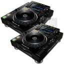【キャンペーン特典付き!】 Pioneer DJ (パイオニア) CDJ-2000 NXS2 TWIN SET 【送料/代引手数料無料】【USBフラッシュメモリ16GB×…