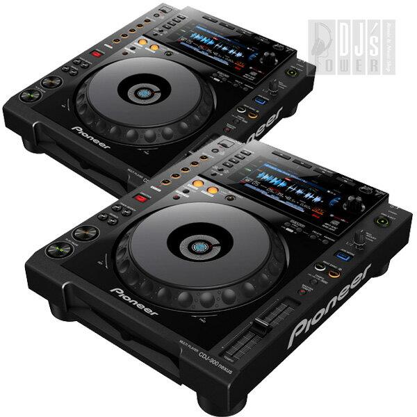 DJ機器, CDJプレイヤー Pioneer CDJ-900 nexus TWIN SET USB16GB2