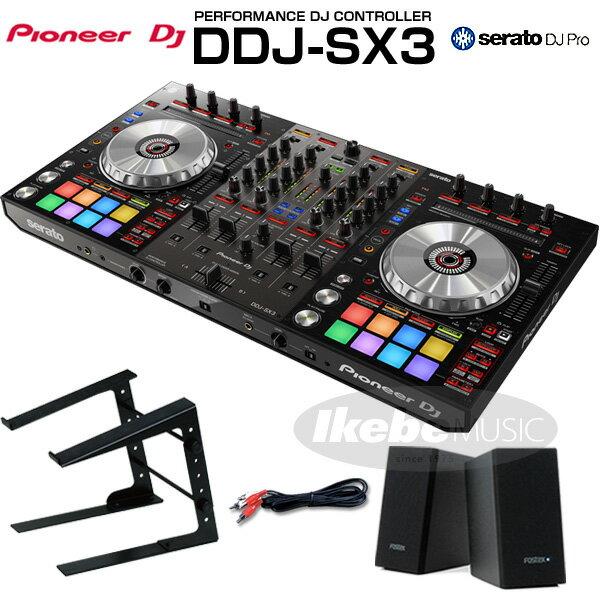 DJ機器, DJコントローラー Pioneer DJ DDJ-SX3 DJC Serato FlipPitchn Time DJ