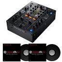 Pioneer DJ DJM-450 + コントロールヴァイナルRB-VS1 DVS SET