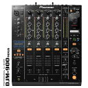 DJミキサーPioneer DJM-900 nexus 【ご予約商品/4月上旬発売予定】【代引き手数料/送料無料】