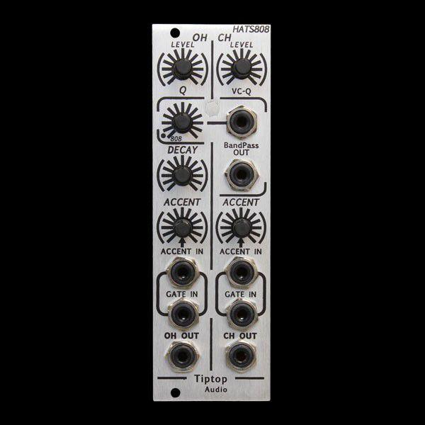 ピアノ・キーボード, キーボード・シンセサイザー tiptop audio HATS808 Hi-Hats