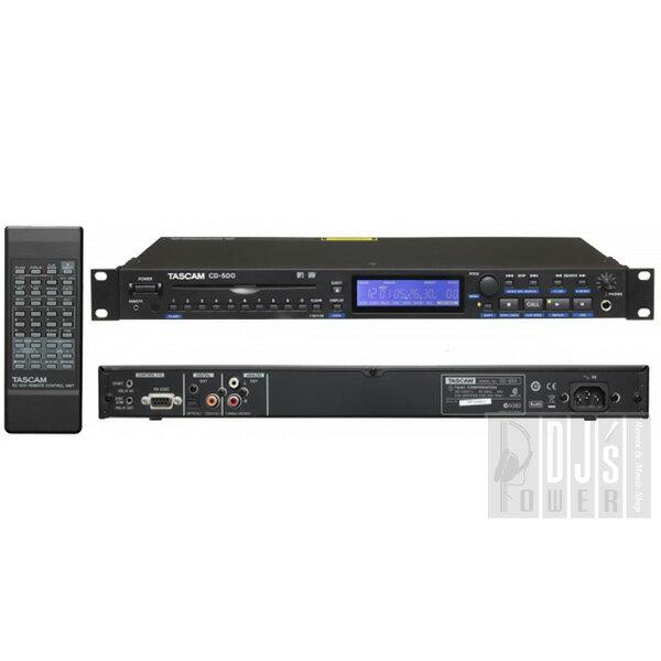 TASCAM CD-500【国内正規品】