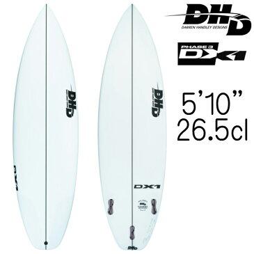 DHD サーフボード ディーエックス1 フェーズ3 モデル 5'10