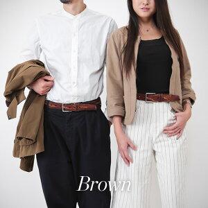 Brownモデル着用イメージ