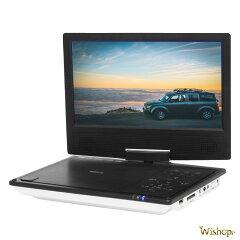 【予約受付中】Wizz(ウィズ)9インチポータブルDVDプレーヤー|WPD-S900
