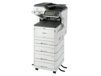 【お取り寄せ】沖データ(Oki Data ) ビジネスに必要な機能に加え、高精細の印刷が可能なハイスペックモデル カラーLED複合機 COREFIDO MC883dnwv MC883DNWV