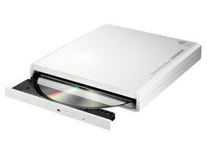 【お取り寄せ】IODATA(アイオーデータ)スマホ・タブレット用 DVD視聴+CD取込ドライブ DVDミレル|DVRP-W8AI