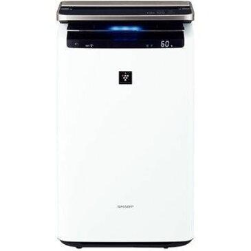 【予約受付中】シャープ(Sharp)プラズマクラスターNEXT搭載 加湿空気清浄機(空清46畳まで/加湿26畳まで)ホワイト|KI-JP100-W