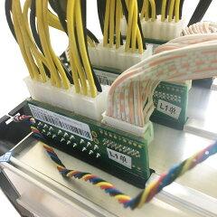 【お取り寄せ】AntMinerS9~13.5TH/s@0.098W/GH16nmASICBitcoinMinerAntMiner電源(APW3++-12-1600A3)のセット|AntminerS9+APW3set