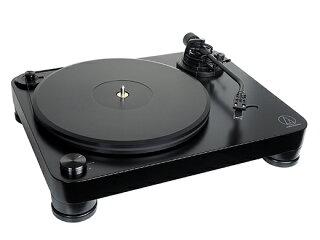 【お取り寄せ】オーディオテクニカ(audio-technica)ベルトドライブターンテーブル|AT-LP7JP