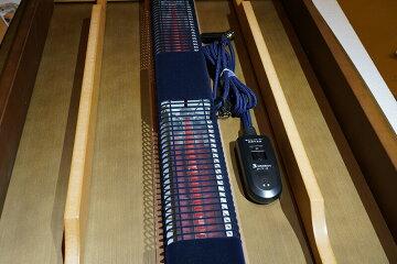 【お取り寄せ】AZUMAYA(東谷)フトン必要なし!瞬時に暖かくなるダイニングこコタツ(こたつ)W120×D75|モタ1275BR