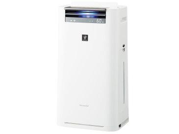 【お取り寄せ】シャープ(Sharp)プラズマクラスター25000搭載 加湿空気清浄機(空清23畳まで/加湿15畳まで) ホワイト KI-JS50-W