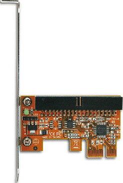 【インターフェイス 増設 カードIDE増設 PCI-E規格 ロープロ対応】 CENTURY(センチュリー)Ultra ATA133対応インターフェイスカード ポートを増やしタイ (CIF-IDE / 4936014628915)【送料無料※沖縄・離島を除く】【センチュリー製品】【RCP】