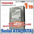 ����¢�ѥϡ��ɥǥ������ۡ�1TB3.5�����SATA6Gb/s�ۥ��饤�����HDDTOSHIBA/DT01ACA100