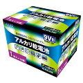 lazos(ラゾス)9V形アルカリ乾電池10本セット(B-LA-9VX1)