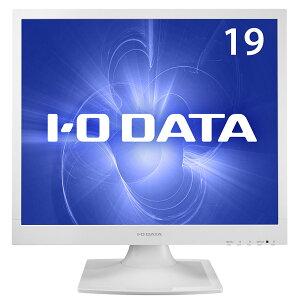 IODATA(アイ・オー・データ)19型液晶ディスプレイホワイト(LCD-AD192SEDSW)