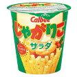 【カルビー】じゃがりこ サラダ味58g