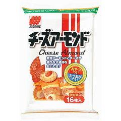 チーズアーモンド16枚入り三幸製菓株式会社