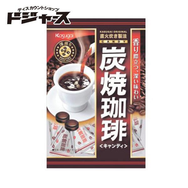 【 春日井製菓 】 炭焼珈琲 キャンディ 100g