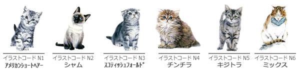 にゃんコレ パン皿 【N1】アメリカンショートヘアー猫雑貨 犬グッズ