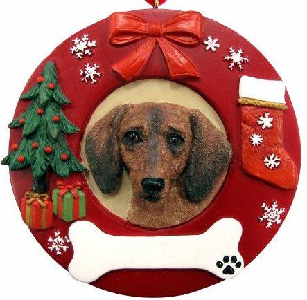 【ダックス】サイクル・オーナメント輸入雑貨・犬グッズ・犬雑貨・クリスマス【楽ギフ_包装選択】