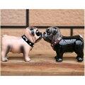 ソルト&ペッパー【Standingパグ】輸入雑貨犬雑貨犬グッズ・パググッズ