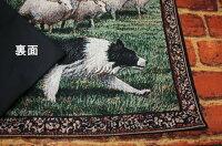 ゴブラン織りプレースマットヨークシャー・テリア輸入雑貨犬雑貨犬グッズ