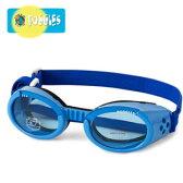【Doggles (ドグルス)】Shiny Blue ILS Doggles with Blue Lens(ILS犬用ゴーグル/ブルー) 【あす楽対応】