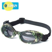 【Doggles (ドグルス)】Green Camo ILS Doggles with Smoke Lens(ILS犬用ゴーグル/迷彩) 【あす楽対応】