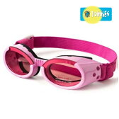 【Doggles (ドグルス)】Shiny Pink ILS Doggles (ILS犬用ゴーグル/ピンク)【あす楽対応】