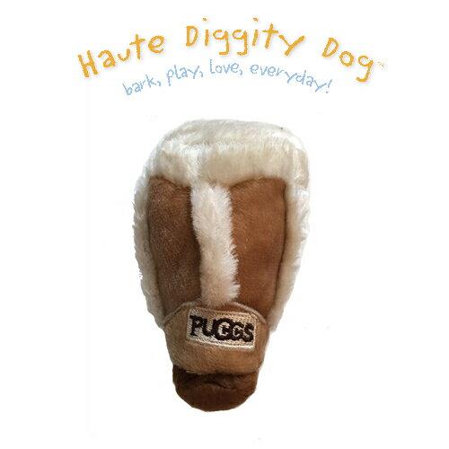 【Haute Diggity Dog(オートディギティドッグ)】 Pugg boots Plush Toy (パグー ブーツ/犬用インポートトイ)